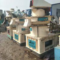 出售二手420生物质颗粒机/二手420木屑颗粒机/二手420锯末颗粒机