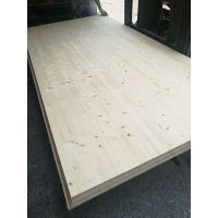厂家直销,定尺加工樟子松防腐木板材