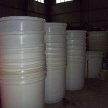 热销力佑容器1000L塑料圆桶 食品级化工搅拌桶