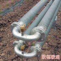 新疆 温室大棚翅片管散热器 厂家