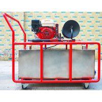 隆泰消防QXWL25/10-LT移动式高压细水雾推车式细水雾符合国家标准