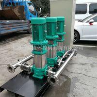 威乐水泵小区供水生活管网叠压变频供水设备无负压成套MVI5208上海总代理