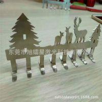 广告雕刻机小型激光内雕机KT板软玻璃不锈钢字工艺品图案切割机