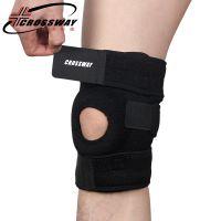 厂家直销正品克洛斯威护膝男女篮球羽毛球骑行登山跑步运动护具腿