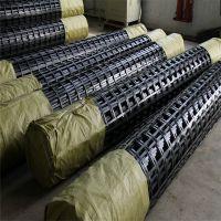 土工格栅厚度 矿用塑料土工格栅 施工便道地基抗裂网