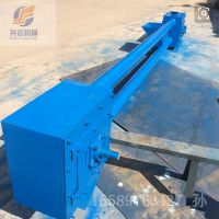 管链输送机设计专业生产 车间送料机