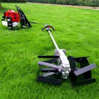 背负式小型多功能家用电动除草机 农用锄草机园林工具