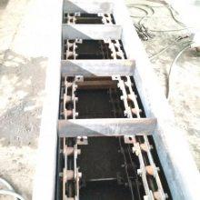 爬坡污泥用刮板运输机 灰渣用刮板式输送机