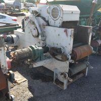供应二手木材削片机 218鼓式削片机 秸秆粉碎机