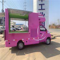 定做多功能流动房车移动餐车改装周期