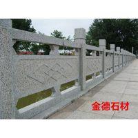桥栏杆价格,山东灰色大理石雕刻栏板报价