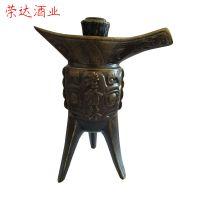 陕西特产大秦帝国帝王之范酒 45度礼品接待专用 浓香型