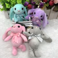 精品长耳兔兔兔公仔钥匙扣创意玩具挂件挂背包香味创意小礼品