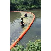 水电站垃圾水草拦截浮筒
