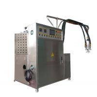 久耐机械聚氨酯弹性体浇注机生产厂家定制生产CPU弹性体高温浇注机