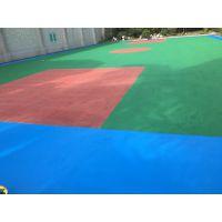 硅pu篮球场 材料环保 质量安全认证