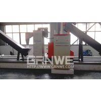 PP聚丙烯橡胶分离机 PP盐水袋回收加工设备GRNWE