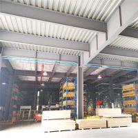 广东佛山安装批发 空压机压缩空气管道 铝合金超级管道