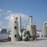 TY8淀粉厂废气异味气体净化设备