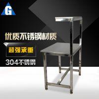 打包台不锈钢简易工作台 不锈钢台面工作台 不锈钢桌子工作台l型