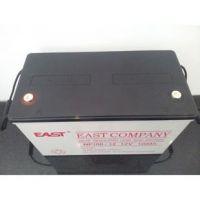 正品EAST易事特蓄电池NP12-38 应急照明系统UPS电源12V38AH易事特蓄电池