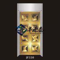 沈阳不锈钢电梯板 不锈钢玫瑰金电梯板 佛山丰源泰厂家直销