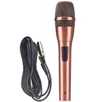 有线话筒家用K歌话筒专业舞台演出麦克风主播录音话筒