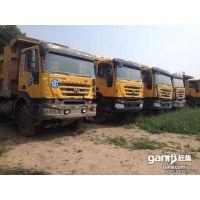 山西忻州二手陕汽德龙后八轮工程专用货车17吨