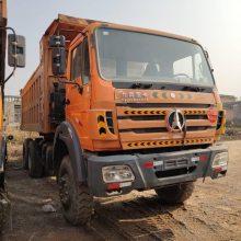 本人出售多台北奔二手工程自卸后八轮,340马力,5.6米大箱,拉煤神器,山西忻州看车