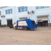 东风6方压缩式垃圾车CLW5070ZYSD5厂家