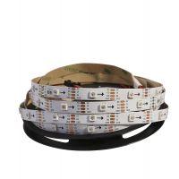 APA102 低压5v 30灯 幻彩全彩灯带 跑马灯带 双信号LED软灯条