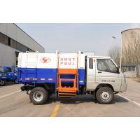 5方 福田垃圾车 垃圾车质量 怎么选 厂家免费指导培训