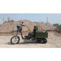 中国军用摩托车新型履带摩托车是防滑性好可以运载货物搭载小型设备?农机网站大全中国农机化信息网官网