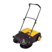 结力JL750物业环卫小型扫地车 手推式无动力扫地机