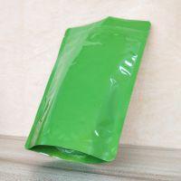 自立自封袋厂家,食品保鲜袋定制,定制250g长方形自立封口袋