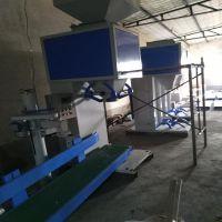 大豆颗粒定量包装秤 自动计量敞口型包装机 自动封口定量秤