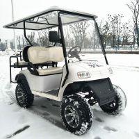 傲森厂家直销AS-004 4人座后驱动电动高尔夫球打猎车