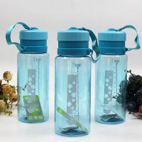 新款创意运动塑料杯太空杯食品级PC网店一件代发礼品印字广告logo
