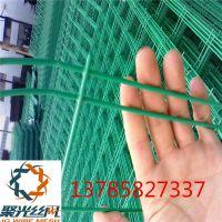 双边丝护栏网防护网 浸塑铁丝网养殖场围栏围网防护网 园林护栏网