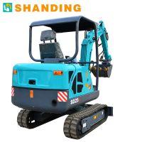 非久保田2.5吨小挖掘机 农田用迷你型挖掘机多少钱一台