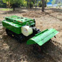 机械供应贵州履带开沟机 果园管理机田园旋耕开沟机施肥除草机