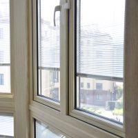 中空玻璃内置百叶铝合金门窗有何实用性