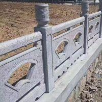 水泥仿石栏杆价格 大理石栏杆制造厂家
