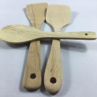 铲子不粘锅专用 木勺木锅铲 炒菜竹木材质锅铲厨具长柄 五元百货