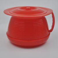 【厂家直销】儿童坐便塑料痰盂老人坐便器环保安全带盖马桶夜壶