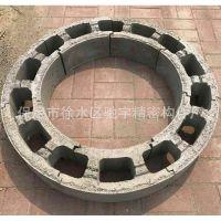 厂家直销 混凝土井砌块 混凝土水泥砌块 混凝土砌块定制加工