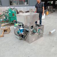 生意好跑江湖四缸膨化机 十用50型薏米红豆爆米花机 投资少
