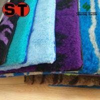 厂家直接供应宠物印花毛毯/宠物提花空调毛毯/宠物毛绒毯子
