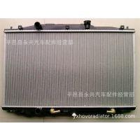 2003年款本田雅阁八代2.4CM5 04-05款讴歌TSX系列汽车散热器 水箱