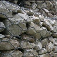 镀锌丝石笼网 铅丝格宾网 pvc格宾网生产